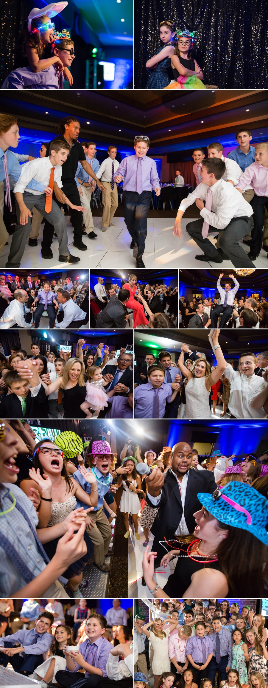 Bar Mitzvah dance