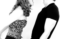 Karmin Black and White