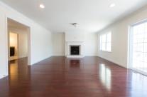 Real Estate Living Room