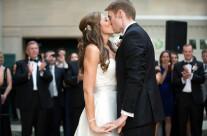 First Dance Kiss, Langham Hotel