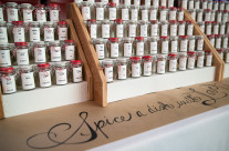 Spice Placecards and Favors