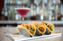 Tacos and Martini