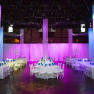 Julia + Nicole's South Beach Style B'Nai Mitzvah at the Cyclorama