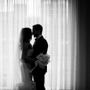 Paula + Greg's Elegant Boston Wedding at the Mandarin Oriental