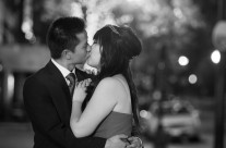 Vicky + Zhihuai's Elegant Four Season's Wedding