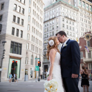 Meg + Mike's Elegant Boston Wedding at The State Room