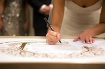 Ketubah Signing, Jewish Ceremony