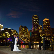 Jocelyn + Nick's City Wedding