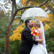 Dana + Brendan's Fall Wedding in Gloucester