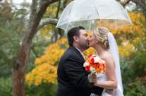 Dana + Brendan's Fall Wedding in Gloucester