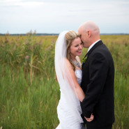 Tara + Brian's Plum Island Wedding