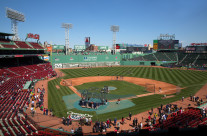 Fenway Opening Day
