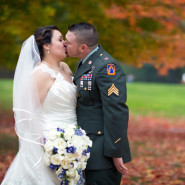 Candida + Tim's Fall Wedding