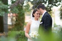 GinaMaree + Ryan's Autumn Wedding in New England