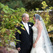 Alyssa + David's Autumn Wedding