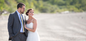 Thompson Island Wedding