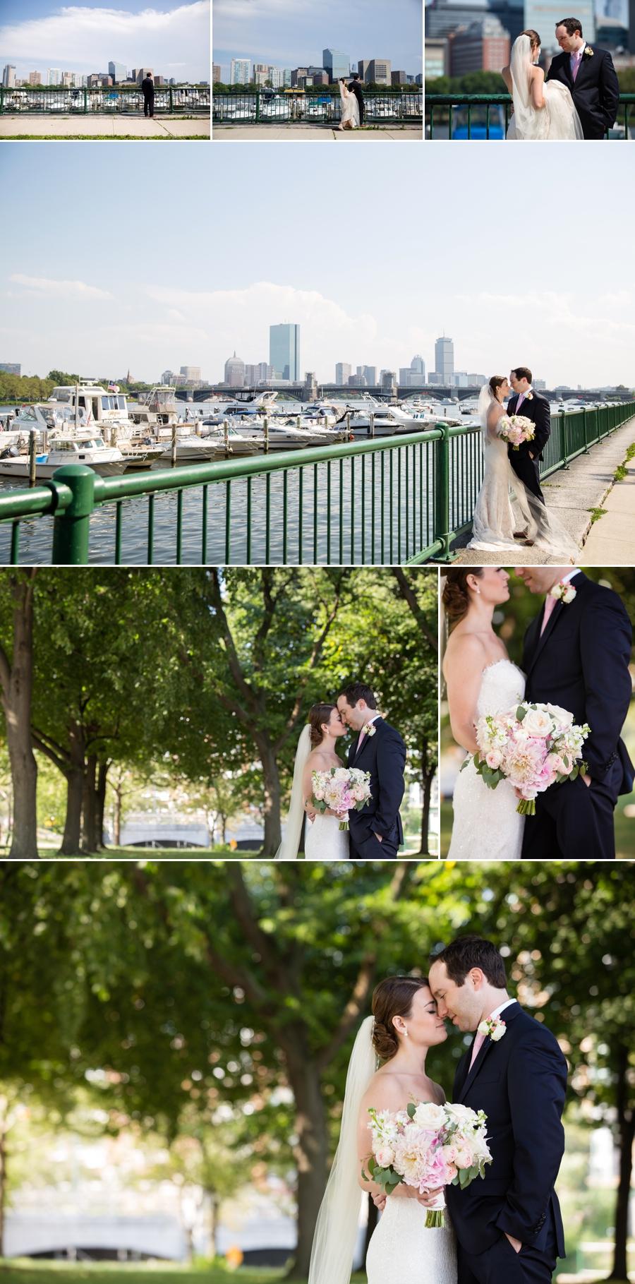 bride & groom wedding photos in Cambridge