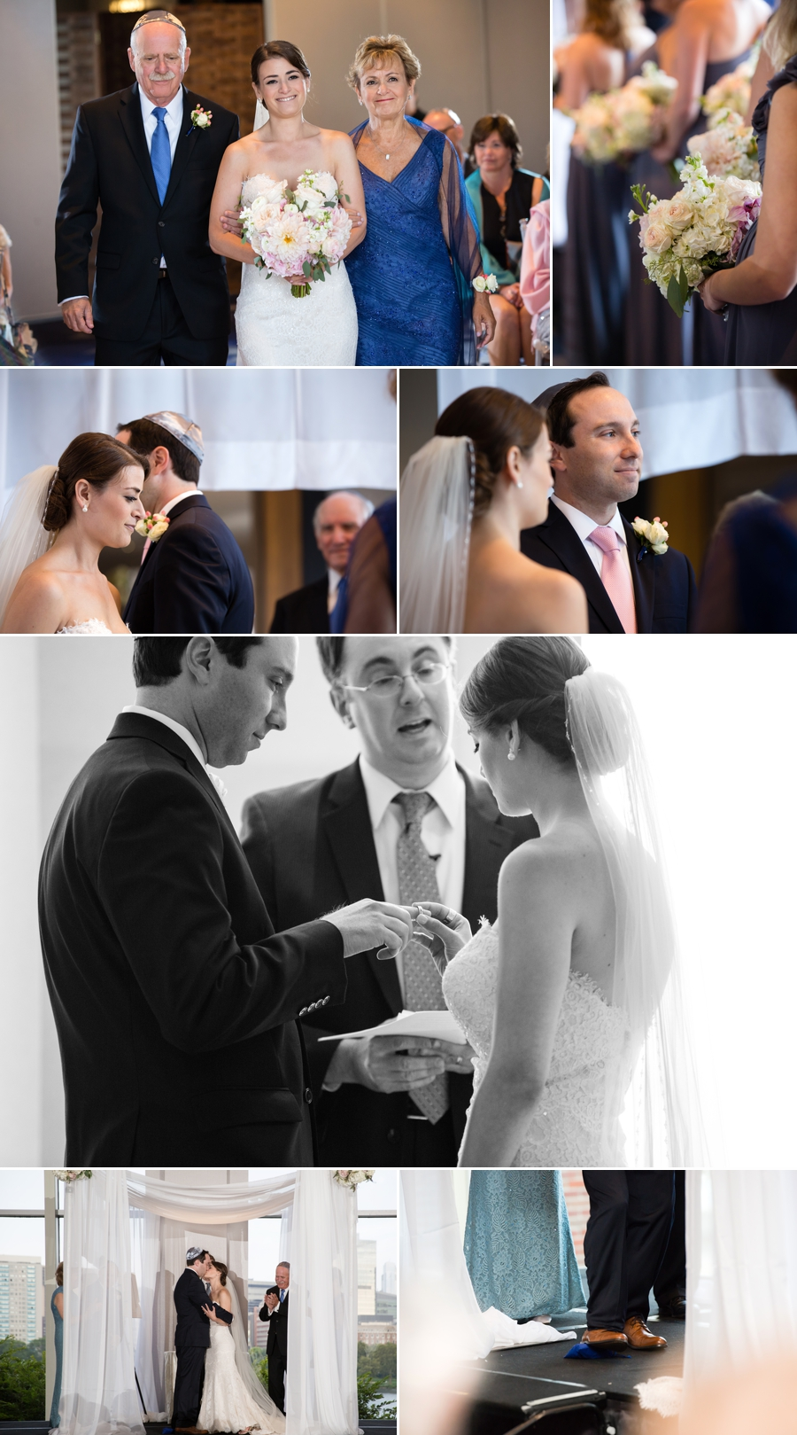 wedding ceremony at Royal Sonesta