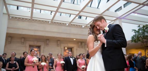 Wedding at Langham Hotel