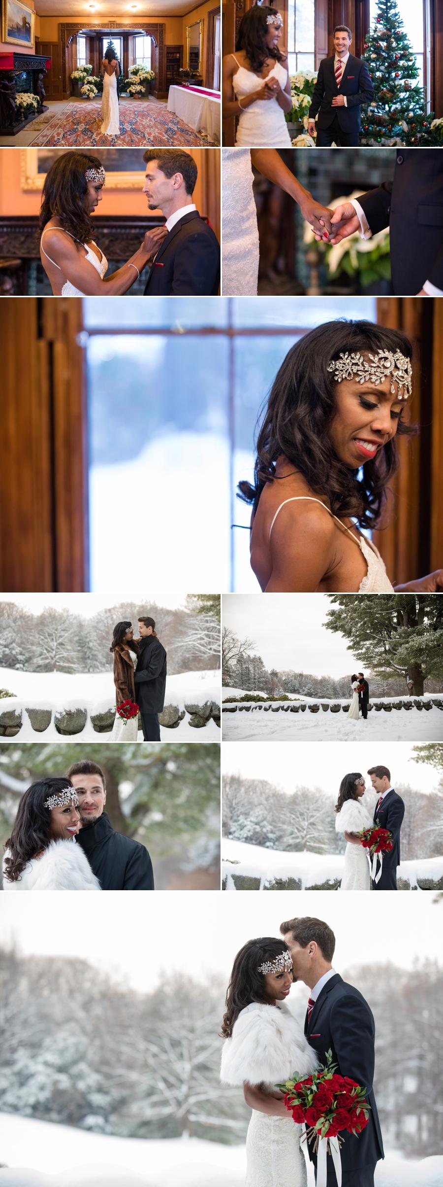 pre ceremony photos